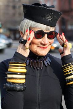 Side Street Style: Is 60 the New 40? How to Age Gracefully