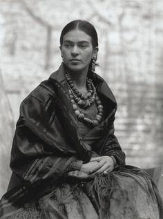 More Frida...by Edward Weston