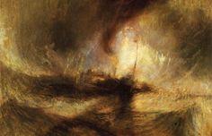 Turner painting
