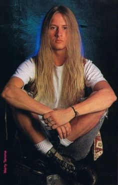 Oh Jerry ( sigh :) )  - Jerry Cantrell ( Alice In Chains ).....