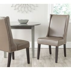 Found It At Wayfair   Rafferty Nailhead Dining Chair | Dining Room |  Pinterest | Dining Chairs And Chairs