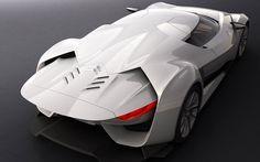 A collaboration with the makers of Gran Turismo, the GTbyCitroën brings a virtual Citroën into reality. Find out more about Citroën's concept cars inside. Bugatti Veyron, Bugatti Auto, Bugatti Type 57, Lamborghini, Ferrari, Sexy Cars, Hot Cars, Supercars, Citroen Concept