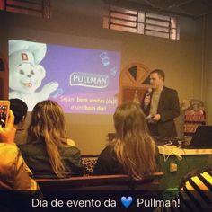 Dia de #evento da  #Pullman! Vai lá no meu  #Snapchat (angeliica.com) SNAPear!  #dunite #lancheirasaudavel