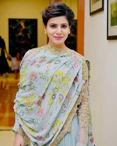 Samantha Ruth, Indian Designer Wear, Punjabi Suits, Boho Dress, Indian Fashion, Ethnic, Sari, Indian Style, Dress Ideas