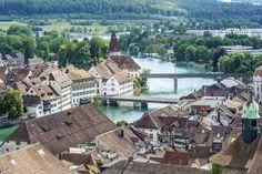Ausflugsziele Schweiz: 99 Ideen für einen tollen Tagesausflug Switzerland, Places To Visit, Mansions, House Styles, Travel, Fitness Workouts, Cities, Road Trip Destinations, Places