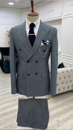 Slim Fit Suits, Formal Suits, Suit Vest, Men's Suits, Wedding Suits, Casual Outfits, Mens Fashion, Casket, Porch