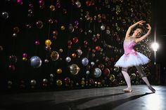 Constance Deverney was stunning as sugar plum fairy.