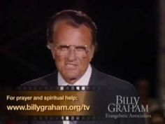 1983 Billy Graham ● Greater Sacramento Crusade (The Service)