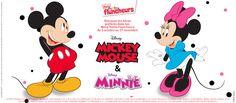 [Actualité] Mickey s'invite dans le menu des petits fluncheurs - La mare au canard @lamere_cane