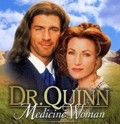 Two full-length movies based on the television series DR. QUINN, MEDICINE WOMAN are contained on this release. Jane Seymour stars as the small-town doctor trying to establish a medical practice in Ame Love Movie, Movie Stars, Movie Tv, Joe Lando, Dr Quinn, Nostalgia, A Team, Father John, Old Tv Shows