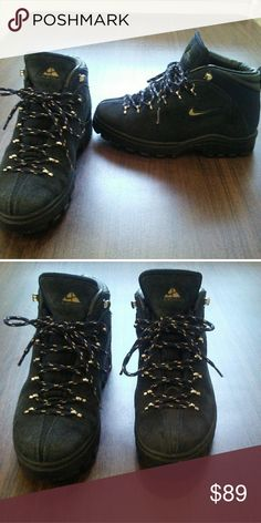 premium selection 65a0b a9a58 Mens Nike ACG boots size 8.5 Nike ACG boots Brand new size 8.5 dark navy  Nike
