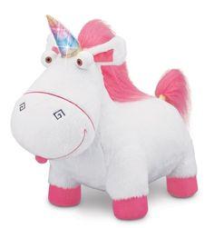 Despicable Me Agnes' Fluffy Unicorn Plush Despicable Me http://smile.amazon.com/dp/B00BSWSB3C/ref=cm_sw_r_pi_dp_3ukgwb0ABK768