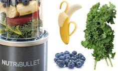 NutriBullet recipes from makers of the NutriBullet Nutrition Extractor. Includes smoothie recipes targeting cholesterol, weight loss, and more.