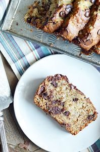 I have plenty of banana bread recipes on my blog. Recipes that use a cake mix, recipes that have sprinkles, some that are chocolate, and some that have frosting. But my best EVER banana bread recipe? It...