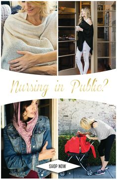 $41.99                           www.hannahgreymom.com                              The right breastfeeding cover can make nursing in public so easy. Stylish, soft and discreet. You can wear it as a poncho, scarf or car seat cover!