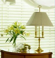 Faux wood can still be the best choice for the bargain hunter. When you look at the great price of blinds, such as our number one seller, the 2 inch express faux wood blind, you might be amazed to know that it comes with the same lifetime warranty as our 2 1/2 inch signature wood blinds.