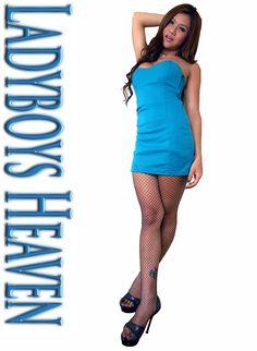"Ladyboys Heaven model ""Simine"" #ladyboys #shemale #tgirls #transsexuals"