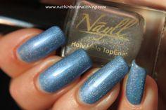 Nayll - Holy Holo Top Coat #nailart #nails #nailit #leopard #nailpolish #manicure #nailsoftheday #beauty #flowers #bright #summer #polish