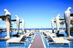 The Mulia Resort Ocean Pool