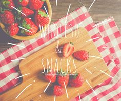 When and what to snack on during a Whole30