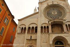 """Modena, Duomo - """"Modena, Itália – roteiro de um dia especial"""" by @Alexandra Aranovich"""