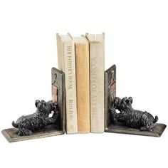 Spi Home Scottie Dog Bookends *** Check this awesome product by going to the link at the image.