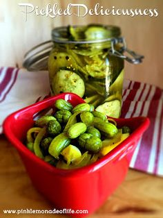 Pickled Deliciousness