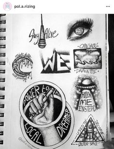 |-/ clique art |-/ song lyrics