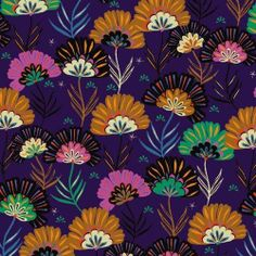 'Peacock Flowers' by Brie Harrison (bha9)