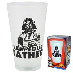 Maxi Verre Star Wars Dark Vador I Am Your Father - Taille : Taille Unique