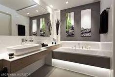 Znalezione obrazy dla zapytania nowoczesna łazienka