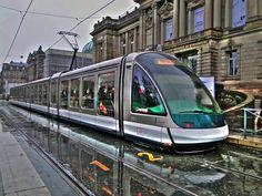 Tramway Strasbourg, France