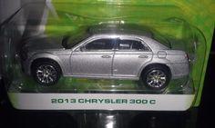 GREENLIGHT MOTOR WORLD AMERICAN EDITION  2013 CHRYSLER 300 C (SILVER) #Greenlight #Chrysler