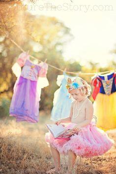 Princess photo shoot - Ask Anna