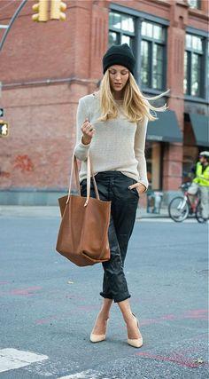 Niezbędnik – lekka czapka na jesień. Więcej na Moda Cafe!