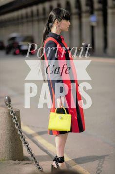 Portrait Cafe Flyer
