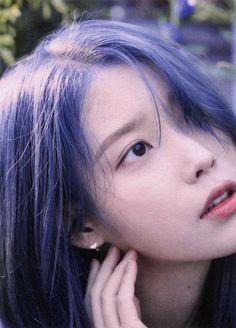 Photo album containing 66 pictures of IU Korean Make Up, Korean Girl, My Love Poems, Grunge Girl, Beautiful Love, Korean Singer, Pretty People, Mini Albums, My Idol