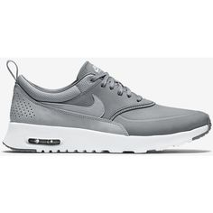 Nike Air Max Thea Premium Women's Shoe. Nike.com ($115) ❤ liked on Polyvore featuring shoes, nike, nike shoes and nike footwear