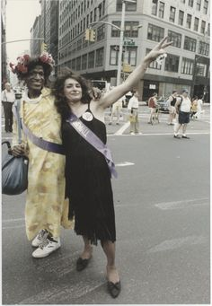 Exploring a newly-digitized interview with Sylvia Rivera and Marsha P. Johnson about their organization Street Transvestite Action Revolutionaries (STAR). Sylvia Rivera, Looks Hip Hop, Lgbt History, Riot Grrrl, Pride Parade, Power To The People, Punk, Ringo Starr, Revolutionaries