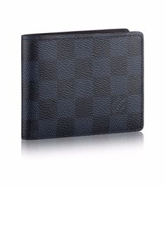 Who really needs to grow up. Slender wallet ($480) by Luis Vuitton, louisvuitton.com