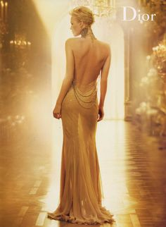 Charlize Theron J'adore Dior Dresses | Charlize Theron