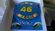#vr46 cake