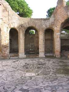 Just outside of Roma..Ostia Antica ROMAN ANTIQUITIES : More At FOSTERGINGER @ Pinterest