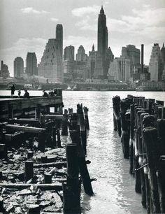 New York City - by Andreas Feininger