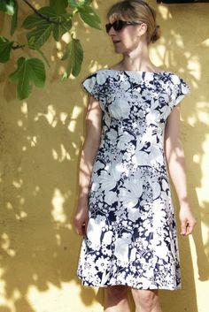 Funkbunny: Finished: Anna dress