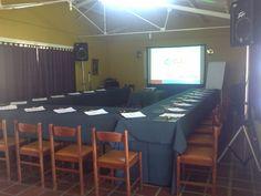 Servicios de Video y Sonido para Charlas y Conferencias, Hacienda El Jarillo.