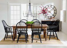 La silla Windsor, un clásico con mucha historia / Ámbar Muebles