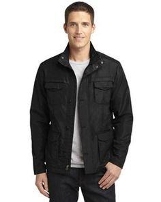 NEW- Port Authority® Four-Pocket Jacket- J326