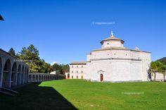 Santuario di Macereto, viaggio a Visso #Vissoltrelinfinito #Visso #Marche #AITB