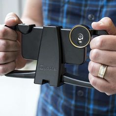 The iOgrapher for iPhone 5 and 5S provides iPhone users a platform to turn the device into a filmmaking powerhouse.